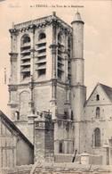TROYES LA TOUR DE LA MADELEINE - Troyes