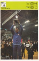 IVO DANEU,SVIJET SPORTA BASKETBALL CARD - Basket-ball