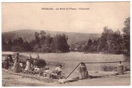 VINCELLES - Les Bords De L'Yonne - L'Abreuvoir - Autres Communes