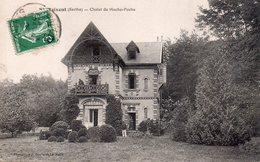 CPA, Saint Maixent, Chalet De Huche-Poche - Autres Communes