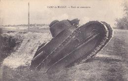 Camp De Mailly (10) - Tank En Manoeuvre - Ohne Zuordnung