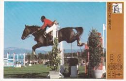 HORSE SHOW,SVIJET SPORTA HORSE SHOW CARD - Horse Show