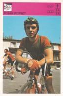 BOJAN ROPRET,SVIJET SPORTA CYCLING CARD - Cycling