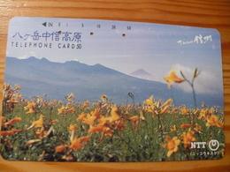 Phonecard Japan 270-023 - Japon