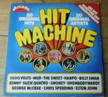 "Vinyle ""Hit Machine"" - Hit-Compilations"