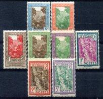 Océanie   ( Ets De L ' )      Taxes  10/17  ** - Oceania (1892-1958)