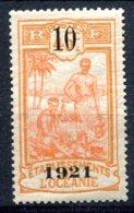 Océanie   ( Ets De L ' )           45 ** - Unused Stamps