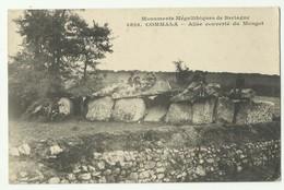 CPA 29 COMMANA - Allée Couverte Du Mougot        Gc13 - Autres Communes