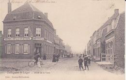 Dottignies St Léger-Place De La Gare. - Belgique