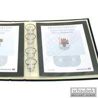 Schaubek Fo-003/10 ETB-Folienhüllen 186x248 Mm Für Album Top - Sobres Transparentes