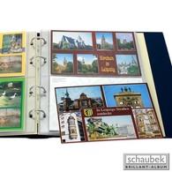 Schaubek Fo-006/10 Folienhüllen Für Postkarten Für Album Genius - Sobres Transparentes