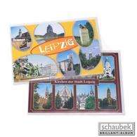 Schaubek FO-011/H Folienhüllen Aus Hart-PVC Für Neue Ansichtskarten 107 Mm X 150 Mm, Paket Mit 100 Stück - Sobres Transparentes