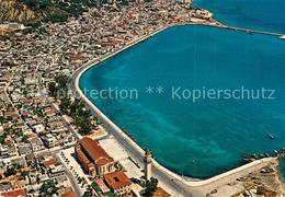 73231777 Zante_Zakynthos Fliegeraufnahme Stadt Am Meer Zante Zakynthos - Greece