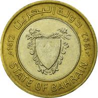 Monnaie, Bahrain, 100 Fils, 1992, TTB, Bi-Metallic, KM:20 - Bahreïn