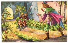 De Schone Slaapster, La Belle Au Bois Dormant (pk55118) - Contes, Fables & Légendes