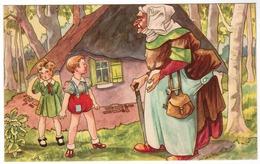 Hans En Gretel, Haensel Et Gretel (pk55120) - Contes, Fables & Légendes