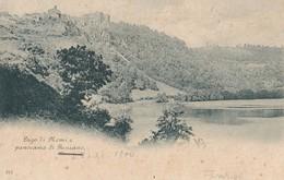 Genzano Roma - Lago Di Nemi 1900 - Italia