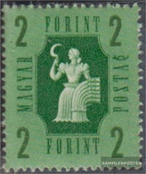Hungary 956 Unmounted Mint / Never Hinged 1946 Industry - Unused Stamps