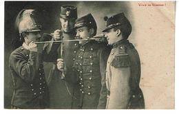 Vive La Classe Militaria-Humour Bergeret-Non Voyagee- - Bergeret
