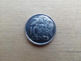 Trinite & Tobago  10  Cents  2002 Km 31 - Trinidad & Tobago