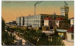 LOMAZZO - COTONIFICIO SOMAINI - COMO - 1912 - Vedi Retro - Formato Piccolo - Como