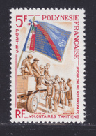 POLYNESIE N°   29 ** MNH Neuf Sans Charnière, TB (D8267) Volontaires Du Bataillon Du Pacifique - 1964 - French Polynesia