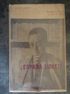 ESPANA LIBRE ALBERT CAMUS 1966 - Ontwikkeling