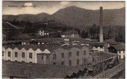 BESOZZO - VEDUTA CARTIERE - VARESE - 1923 - Vedi Retro - Formato Piccolo - Varese