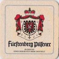 Fürstenberg Pilsener Sous Bock épais  état D'usage - Sous-bocks