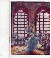 PROGRAMME TRIANON LYRIQUE 1926 FRANZ SCHUBERT CHANSON D'AMOUR LA MAISON DES TROIS JEUNES FILLES FISSORE MARRIO +DANSE - Programs