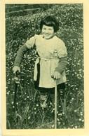 Publicite Association Des Paralyses De France, Voici Une Des Premieres Cartes Editee En 1953 Et Destinee A Recuperer Des - Pubblicitari