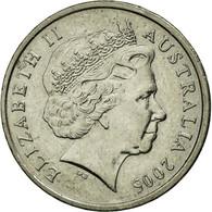 Monnaie, Australie, Elizabeth II, 5 Cents, 2005, Melbourne, TTB, Copper-nickel - Victoria