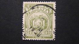 Bolivia - 1927 - Mi:BO 156 Sn:BO 168 Yt:BO 148 O - Look Scan - Bolivien