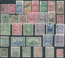 Turchia Turkey Ottoman Lott Mix  , 1900/1921 - 1858-1921 Ottoman Empire