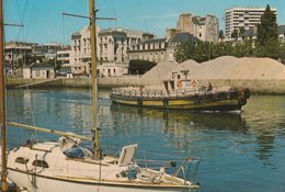 LORIENT (56). Le Port. Bateau De Promenade, Voilier (Transports: Bateaux) - Lorient