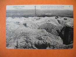 CPA  Chemin Des Dames 1931 - Le Plateau De Californie Et La Vue Vers Reims - Otros Municipios