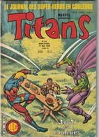 Rare Revue Titans Guerre Des étoiles Star Wars N° 26 - Titans
