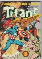 Rare Revue Titans Guerre Des étoiles Star Wars N° 27 - Titans