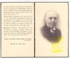 DP Foto - Hector VanGheenberghe ° Rumbeke Roeselare 1869 † Izegem 1948 X Aline LeClercq - Images Religieuses