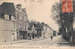 91 109 SOISY SOUS ETIOLLES Boulevard De Soisy - France