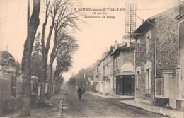 91 2 SOISY SOUS ETIOLLES Boulevard De Soisy - France