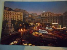 Cartolina GENOVA Insegne CORRIERE MERCANTILE Vedere Particolare Ingrandito - Genova (Genoa)