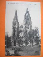 CPA   Soissons - St-Jean Des Vignes  1921   (façade Est) - Soissons