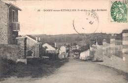 91 52 SOISY SOUS ETIOLLES Rue Berthelot - France