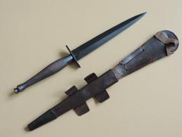 Dague FS Wilkinson B2, 2ème Modèle, GB WW2. - Armes Blanches