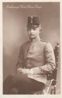AK- Erzherzog Karl Franz Josef - Sitzportrait - Brüder Kohn Verlag - Historische Persönlichkeiten