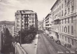 Genova   - Via Nizza  -  Viaggiata - Genova