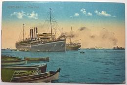 THE PORT - PORT-SAÏD - Port Said