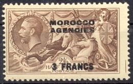 Morocco Agencies - 1918/1922 - Yt 31 - * Charnière Légère - Oficinas En  Marruecos / Tanger : (...-1958