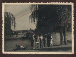 LUXEMBOURG - REMISCH - 1948 - FORMAT 11.2 X 8.2 CM - Lieux